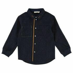 Billybandit Boy Twill Shirt
