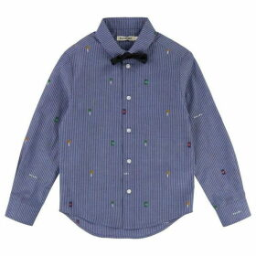 Billybandit Boy Long Sleeves Poplin Shirt