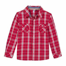 3 Pommes Baby Boy Red Shirt