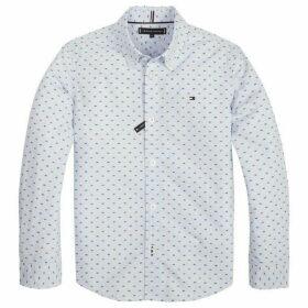 Tommy Hilfiger Dobby Gingham Shirt
