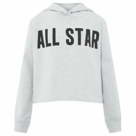 Converse All Star Cropped Hoodie