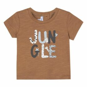 Absorba BABY BOY TEE-SHIRT DARK BEIGE