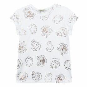 Kenzo Kid Girl Tee-Shirt