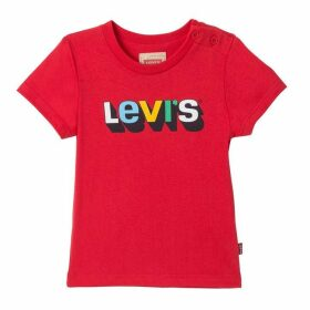 Levis Red Baby Boy T-shirt