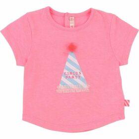 Billieblush Baby Girl Circus Party T-Shirt
