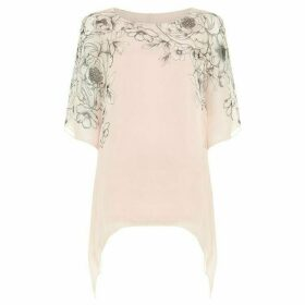 Phase Eight Ivana Silk Floral Blouse