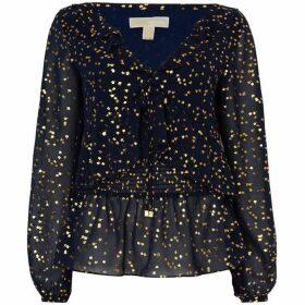 MICHAEL Michael Kors Ditsy blossom blouse