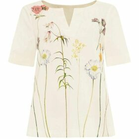 Phase Eight Erinn Botanical Blouse