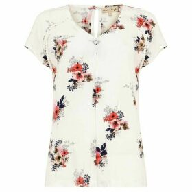 Phase Eight Elsa Floral Blouse