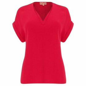 Phase Eight Vivian V Neck Blouse