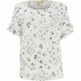 Phase Eight Flora Print Blouse