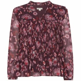 Whistles Pitti Print Blouse