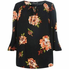 Dorothy Perkins Curve Gypsy Shoulder Blouse