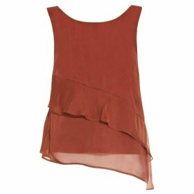 Phase Eight Kit Silk Tiered Blouse