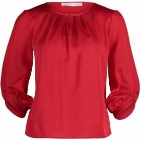 Betty Barclay Satin Crêpe Blouse
