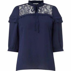 Fashion Union Lace blouse