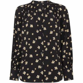 Whistles Edelweiss Print Blouse