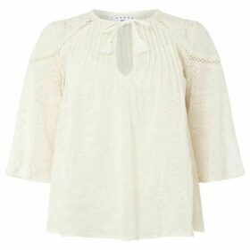 Suncoo Luke Embriodered Blouse
