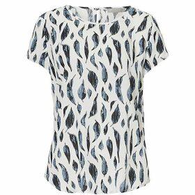 Betty Barclay Leaf print blouse