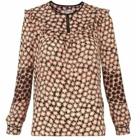 Whistles Star Print Blouse