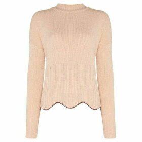 Vero Moda Round neck Chenille blouse