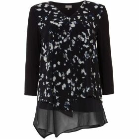 Phase Eight Lenia Printed Blouse