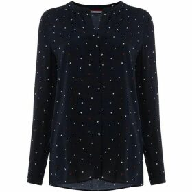 Tommy Hilfiger New Jelda Long Sleeve Blouse