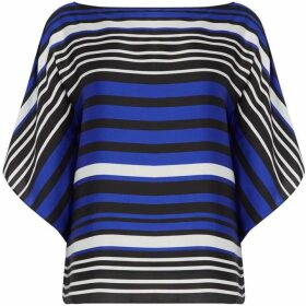 Lauren Anielka stripe blouse