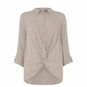 Phase Eight Ana Longline Twist Blouse