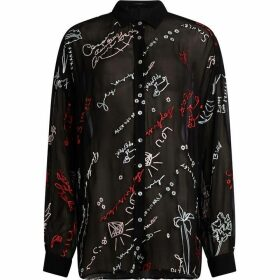 All Saints Kyra Graff Shirt