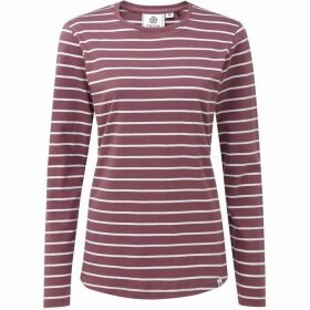 Tog 24 Wynne Womens Striped Long Sleeve Tshirt