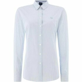 Crew Clothing Company Striped Classic Shirt