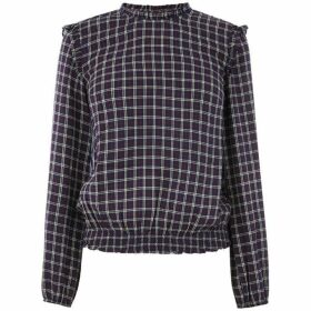 Oasis Check Long Sleeve Shirt