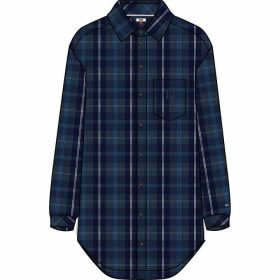 Tommy Jeans Check Flannel Shirt