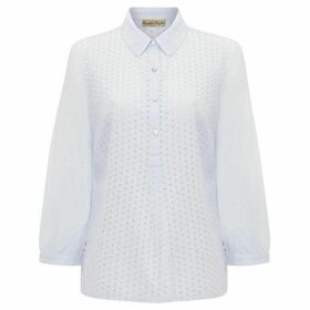 Phase Eight Beda Circle Broidery Shirt