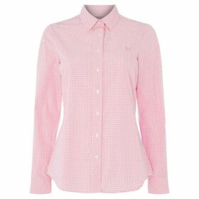 Crew Clothing Company Gingham Classic Shirt