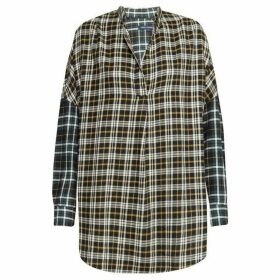 French Connection Este Check Shirt