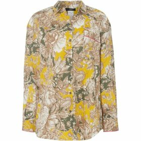 Max Mara Weekend Polder floral shirt