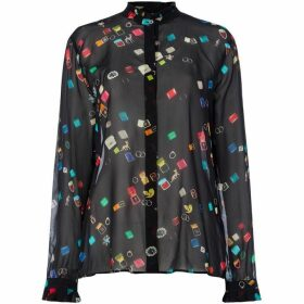 PS by Paul Smith Ring box printed shirt