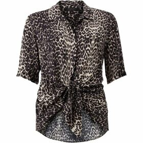 All Saints Sirena Feline Shirt