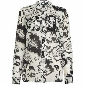 Lauren Courtenay long sleeve shirt
