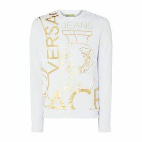 Versace Jeans Couture Versace SFoilSwt Sn92