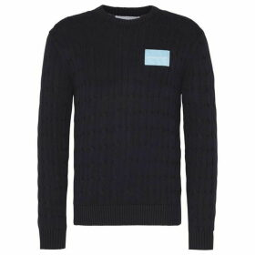 Calvin Klein CK Jeans Knit Cotton Jumper