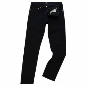 PS by Paul Smith Tapen Fit Navy Reflex Jeans