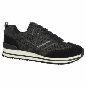 Calvin Klein Jeans Evert Mesh Suede Trainers