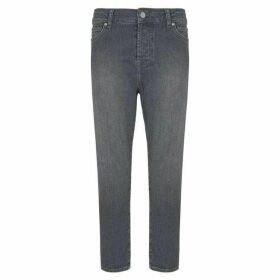 Mint Velvet Belleville Grey Slim Jean