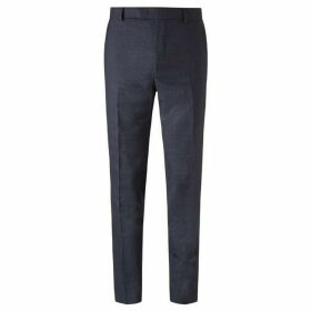 Richard James Frederick Clean Check Suit Trousers
