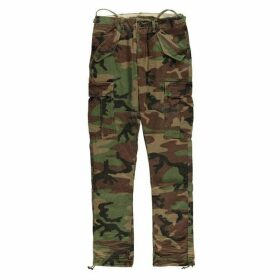 Ralph Lauren Camo Cargo Trousers