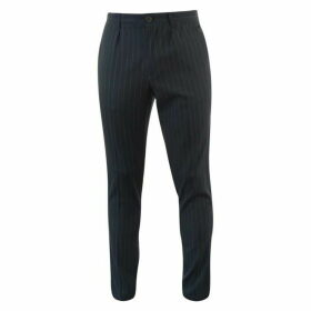 Selected Homme Pin Striped tapered pants