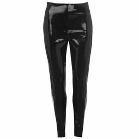 Commando Faux Leather Patent Leggings